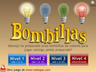 CUENTA BOMBILLAS